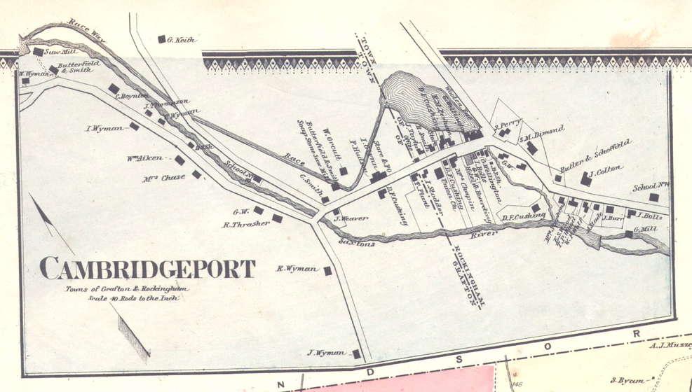 Beers Cambrigeport 1869